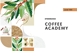 Starbucks Coffee Academy 100 CA100